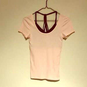 Shirt and bralett
